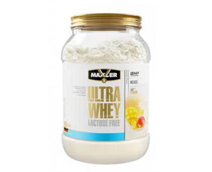 Maxler Ultra Whey Lactose Free манго (900 гр.)