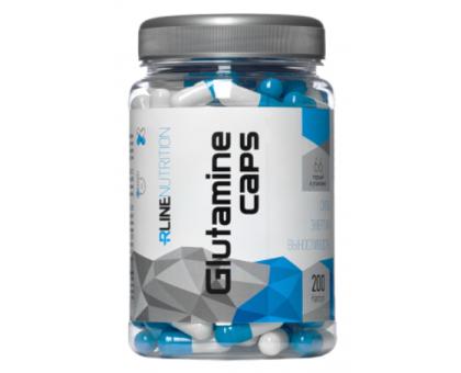 RLine Glutamine Caps(200 капс)