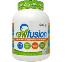 Протеин растительный SAN Raw Fusion шоколад (1862 г)