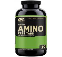Optimum Nutrition Superior Amino 2222 tabs (160 табл.)