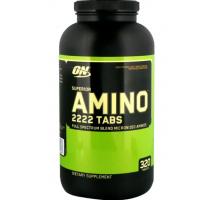 Optimum Nutrition Superior Amino 2222 tabs (320 табл.)