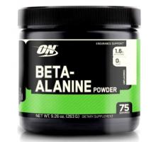 Optimum Nutrition Beta-Alanine Powder 75 порций  (263 гр.)
