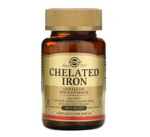 Solgar хелатное железо (100 таблеток)