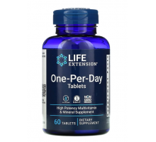 Life Extension One-Per-Day (60 таблеток)