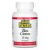 Natural Factors Цитрат цинка 15 мг (90 таб)
