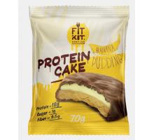 FitKit Protein Cake банановый пуддинг (70 гр.)