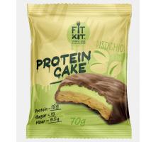 FitKit Protein Cake фисташка крем (70 гр.)