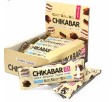 Bombbar Chikalab протеиновый батончик тирамису с молочной начинкой (60 гр.)