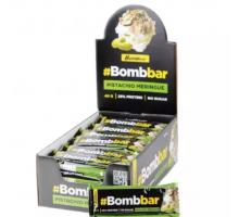 BOMBBAR протеиновый батончик фисташковая меренга (40 гр.)