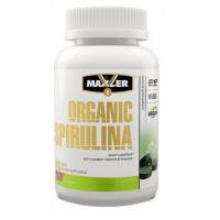 Maxler Organic Spirulina 1500 мг (180 таб)