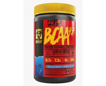Mutant BCAA 9,7 (348 гр.)