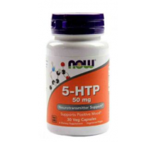 NOW 5-HTP 50 мг (30 капс)