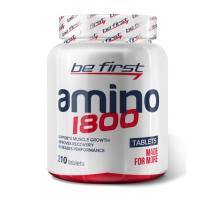 Be First Amino 1800 (210 табл)