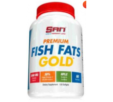 San Premium Fish Fats Gold (120 капс)