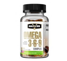 Maxler Omega 3-6-9 Complex (90 гел.капс.)