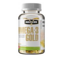 Maxler Omega-3 Gold (120 гел.капс.)