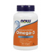 NOW Omega-3 1000 мг (100 гел.капс)