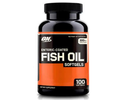 Optimum Nutrition Fish Oil (100 капс.)