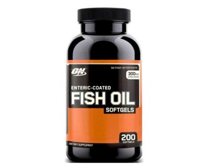 Optimum Nutrition Fish Oil (200 капс.)