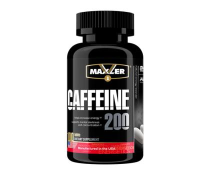 Maxler Caffeine 200 (100 табл)