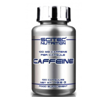 Scitec Nutrition Caffeine (100 капс.)