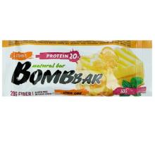 BOMBBAR протеиновый батончик лимонный торт (60 гр)