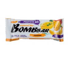 BOMBBAR протеиновый батончик манго-банан (60 гр)