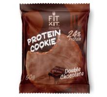 FitKit печенье Choco Protein Cookie двойной шоколад (50 гр)