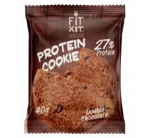 FitKit печенье Protein Cookie двойной шоколад (40 гр)