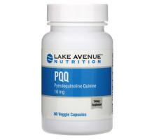 Lake Avenue Nutrition PQQ 10 мг (60 капс.)