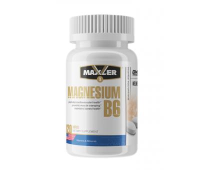 Maxler Magnesium B6 (120 табл.)