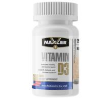 Maxler Vitamin D3 1200 IU (180 табл.)