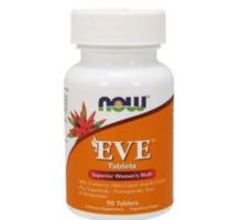 NOW Eve Women's Multiplevitamin Tab (90 табл)