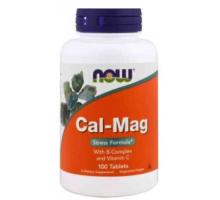 NOW Cal-Mag Stress (100 табл)