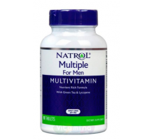Natrol Multiple for Men Multivitamin (90 таб.)