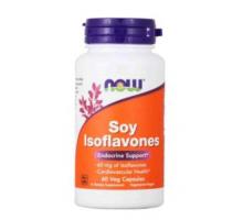 NOW Soy Isoflavones 150 mg (60 капс)