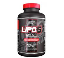 Nutrex Lipo 6 Black US (120 капс.)
