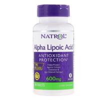 "Natrol ""Alpha Lipoic Acid 600mg"" (45 табл.)"