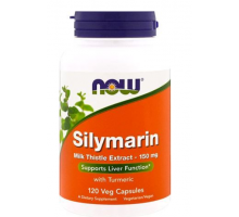 NOW Silimarin (120 капсул)