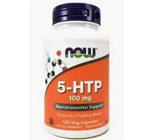 NOW 5-HTP 200 mg (120 капс.)