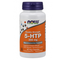 NOW 5-HTP 200 mg (60 капс.)