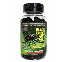 Cloma Pharma labaratories жиросжигатель Black Spider (100 капсул)