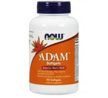 NOW ADAM Men's Multivitamin (90 табл)