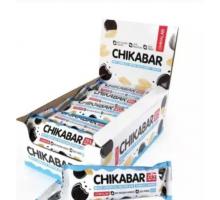 Bombbar Chikalab протеиновый батончик печенье с кремом (60 грамм)