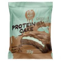 FitKit Protein Cake мята (70 грамм)