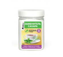 Bombbar Сахарозаменитель эритрит, сукралоза, стевия (200 грамм)