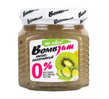 Bombbar Низкокалорийный джем киви-крыжовник (250 грамм)