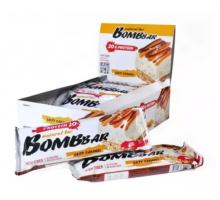 Bombbar протеиновый батончик солёная карамель (60 грамм)