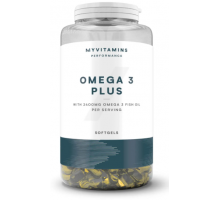 MYPROTEIN Omega-3 Plus (90 капс)
