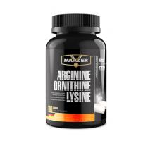 Maxler Arginine Ornithine Lysine (100 капс)